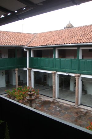 Casa Andina Premium Cusco: Courtyard Casa Andina Private Collection Cusco, Peru