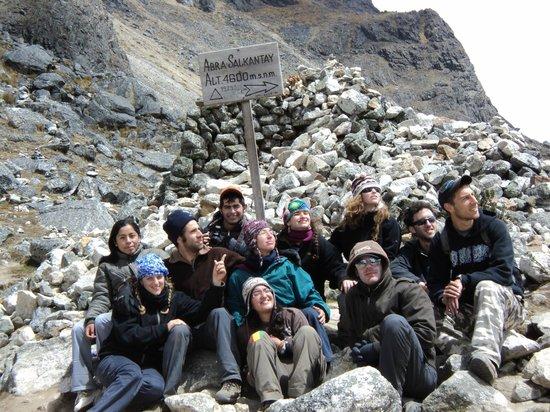 Salkantay Trail Perú