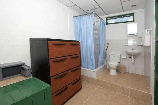 Galapagos Chalet: Bathroom Room 1