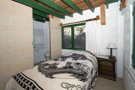 Galapagos Chalet: Room 2 with bathroom