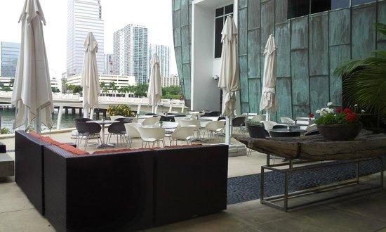 Mandarin Oriental, Miami: bar