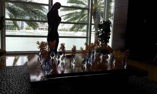 Mandarin Oriental, Miami: lobby