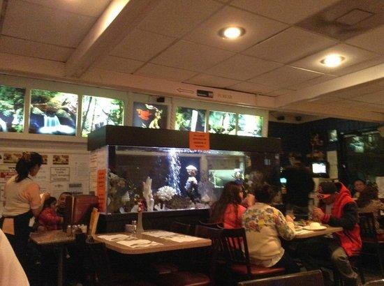Thai BBQ Restaurant: À l'intérieur