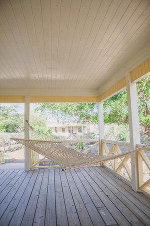Antigua's Yepton Estate Cottages: hammock!