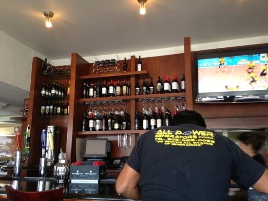 El Tamarindo Cafe: The Bar