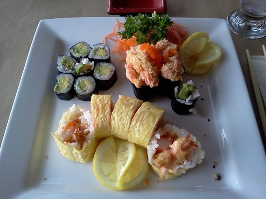 O'Sake : Mon dîner!