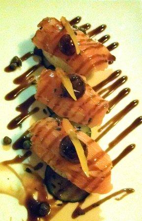 JaJa Bistro: Chef Stephan's French Sushi
