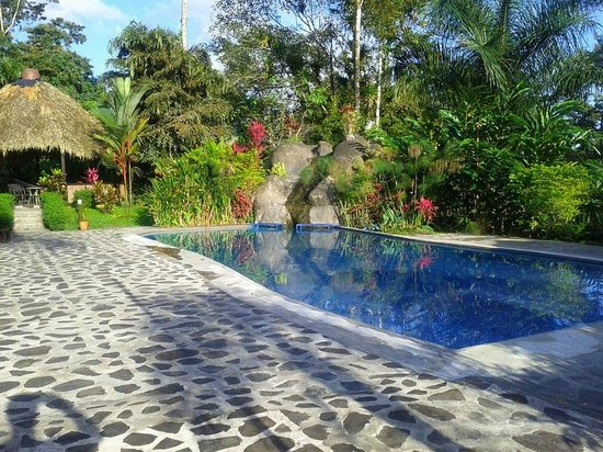 Hotel Kokoro Arenal: Swimming pool at Kokoro (shallow and deep end)
