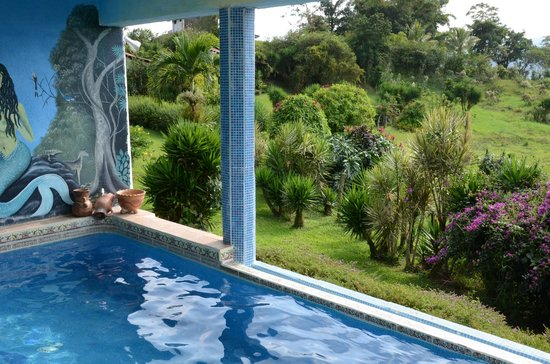 La Mansion Inn Arenal Hotel: hot pool