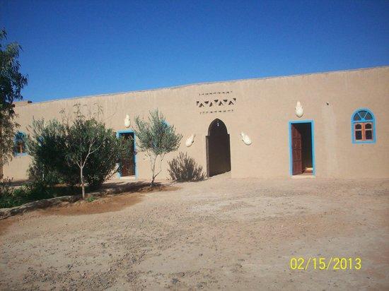 Auberge Hotel Porte De Sahara Ouzina : hotel