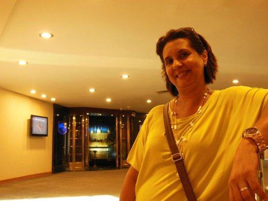 Ramses Hilton e o acesso ao cassino