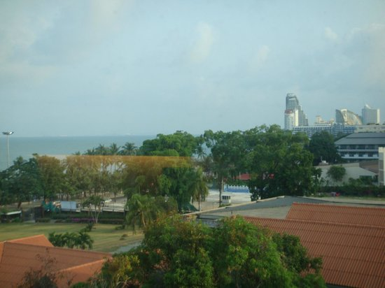 Hard Rock Hotel Pattaya: View from room