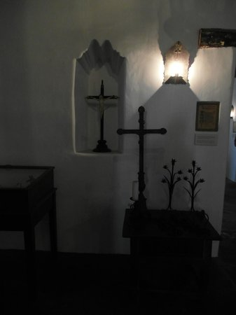 Spanish Governor's Palace: Religion was a major part of life