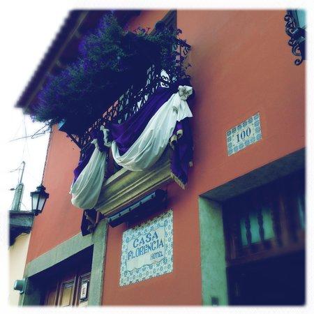 Casa Florencia Hotel: Casa Florencia