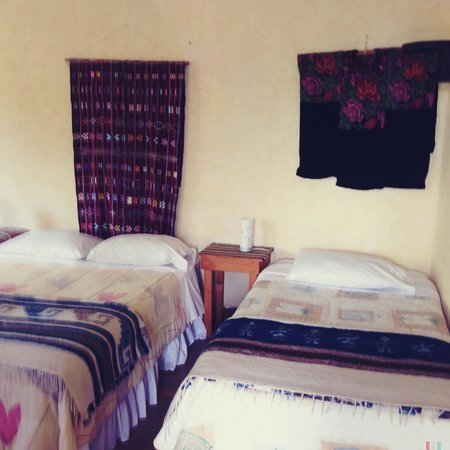 Vulcano Lodge: Habitacion