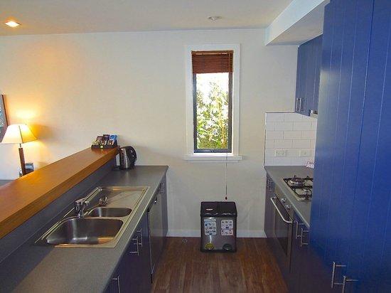 Villa Del Lago: Kitchen, Villa.