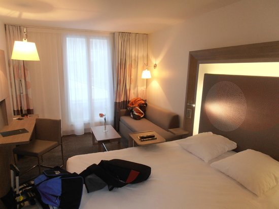 Novotel Toulouse Centre Wilson: Executive, larger room