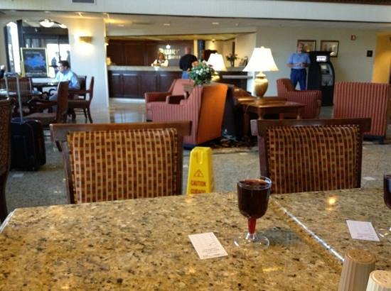 Drury Inn & Suites Atlanta Airport: Evening Kick Back