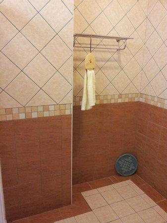At-Home B&B: Bathroom