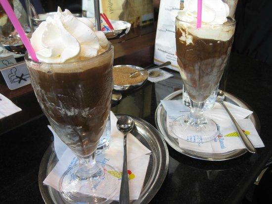 Julius Meinl am Graben: Eiskaffee