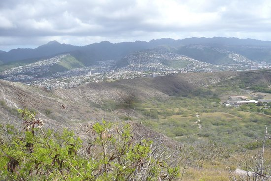 Diamond Head: The Crater Rim