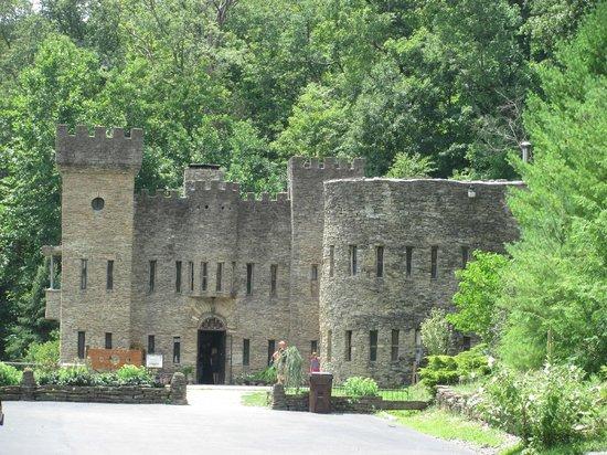 Loveland Castle: Front View