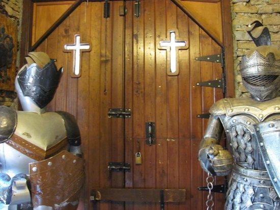 Loveland Castle: Inside Castle