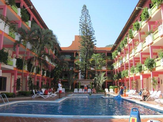Decameron Los Cocos: Colorful Resort