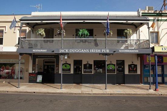 Jack Duggans Irish Pub Bathurst