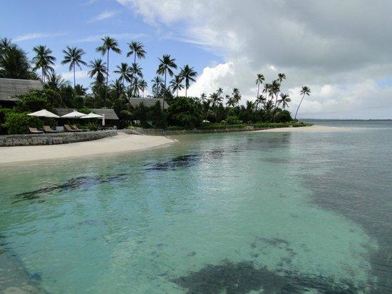 Wakatobi Dive Resort: Resort front