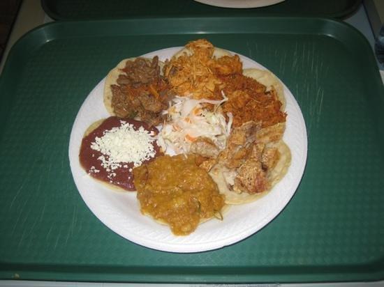 Cocina de Doña Haydée: Caballo Bayo