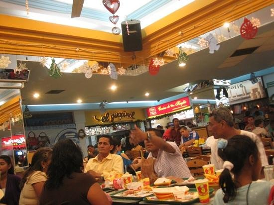 Cocina de Doña Haydée: Dona Haydee is in the back corner