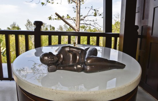 Phulay Bay, a Ritz-Carlton Reserve: Do not disturb sign