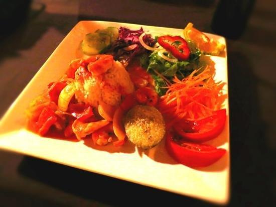 Cha Cha Cha!: Tatiana's Caribbean Shrimp