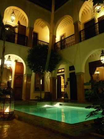 Riad el Noujoum: Riad