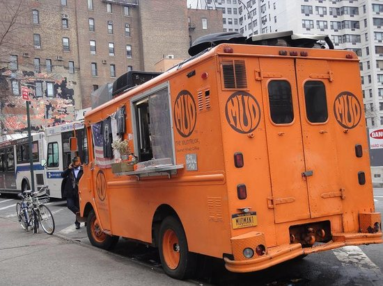 Photo of Cafe The Mud Truck at Astor Place, New York, NY 10003, United States