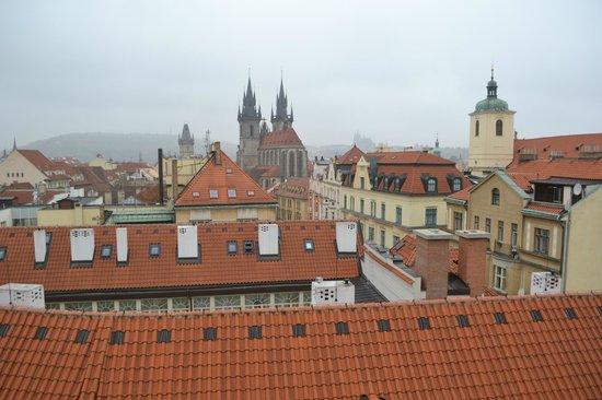 Grand Hotel Bohemia: Hermosas vistas