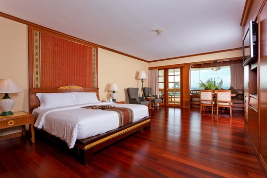 Diamond Cliff Resort and Spa: Diamond Suite Double Bed
