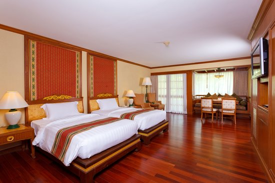 Diamond Cliff Resort and Spa: Diamond Suite Twin Bed