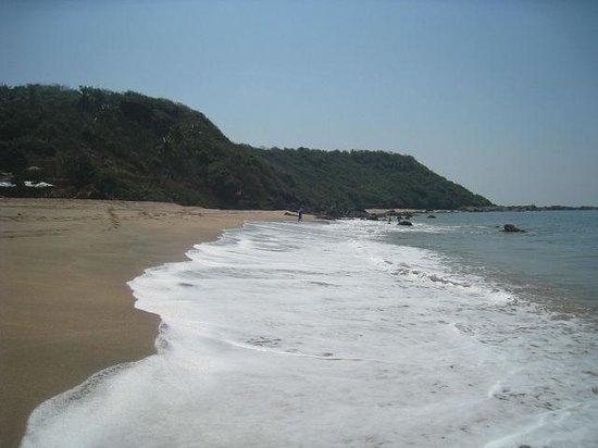 Colva Beach: Ольга
