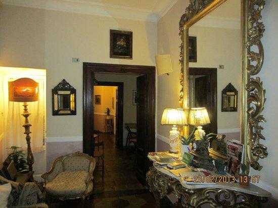 Residenza Maritti: The Parlour