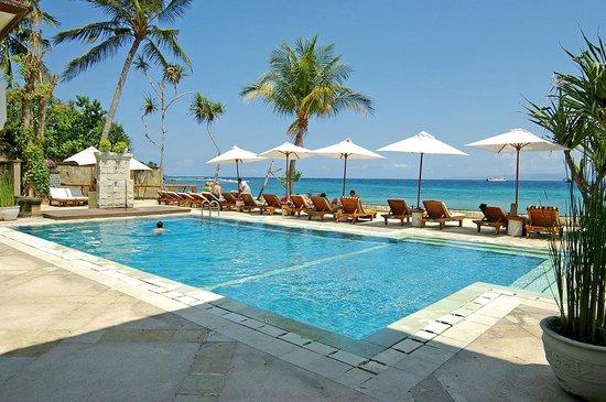 Karma Royal Candidasa : Royal Bali Beach Club Candidasa Pool View