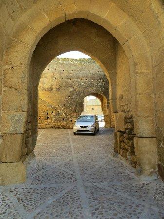 Parador de Carmona: The Gate!