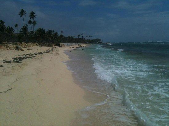 Hosteria Mar y Sol: playa mas cercana