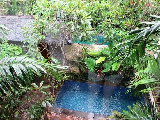 The Dipan Resort Petitenget: View from room