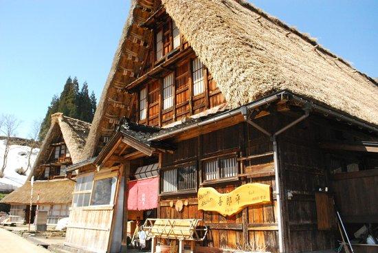 Gokayama: 五箇山