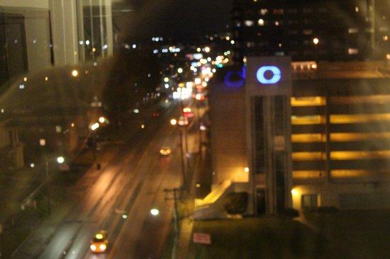 Hyatt Regency Lexington: The view from our room