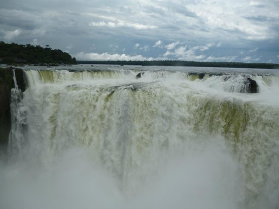 Iguazu Grand Resort, Spa & Casino: Garganta del diablo