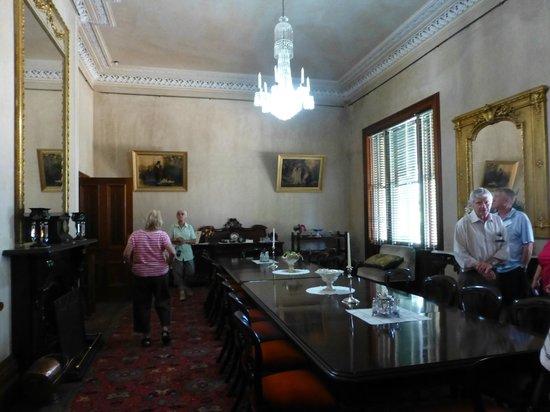 Barwon Park: Dining room