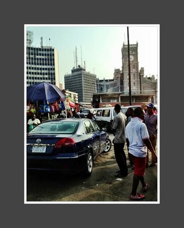 The Federal Palace Hotel: Lagos
